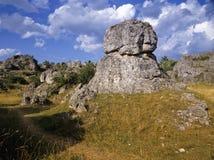 石灰石 免版税库存图片