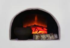 石烤箱 免版税库存图片
