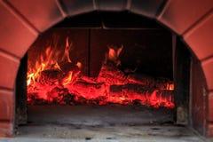 石烤箱 库存照片
