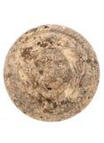 石狮子庭院装饰品 免版税库存图片