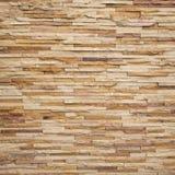 石瓦片砖墙纹理 免版税库存照片