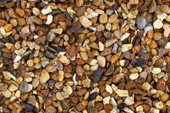 石的背景 免版税库存图片