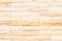 石砖墙 图库摄影