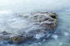 石礁石 库存照片