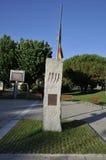 石纪念碑 免版税库存照片