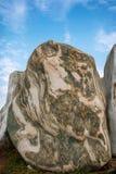 石纹理和样式 图库摄影