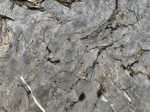 石纹理和破裂的背景 免版税库存照片
