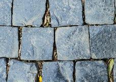 石纹理地板 免版税库存照片