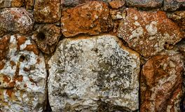 石纹理,背景 免版税图库摄影