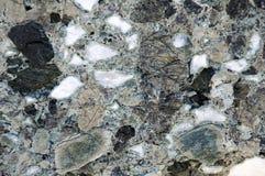 石纹理 免版税库存照片