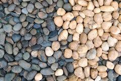石背景和纹理 库存照片