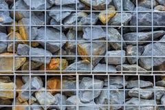石背景,曼谷在泰国 免版税库存图片