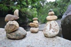 石艺术 免版税图库摄影