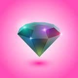 石英宝石 向量例证