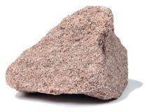 石英岩石头 免版税库存图片