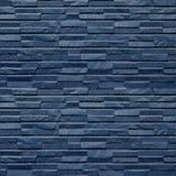石蓝色墙板的Seamles样式 免版税库存照片