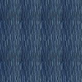 石蓝色墙板的Seamles样式 免版税库存图片