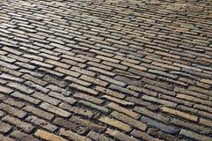 石路面样式 免版税库存照片