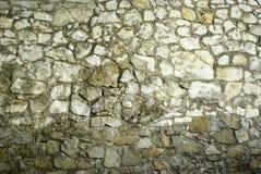 石造壁 库存照片