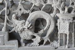 石雕刻 图库摄影