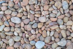 石头为装饰 库存图片