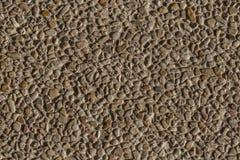 石头和沙子背景  库存照片