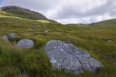 石头在国家公园 库存照片