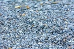 石头在庭院里 库存图片
