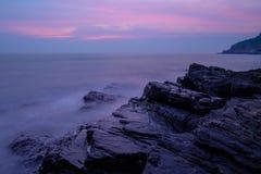 石头在海运 图库摄影