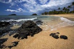 石头在马达加斯加 库存照片