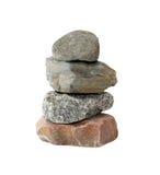 石头堆 免版税库存照片