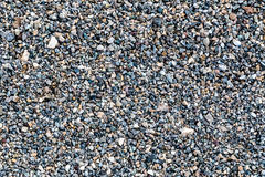 石头/小卵石纹理 库存图片