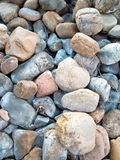 石头庭院 免版税库存照片