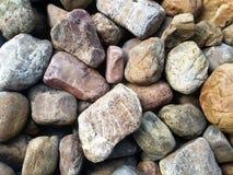 石头庭院 图库摄影