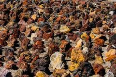 石头结构 免版税库存照片
