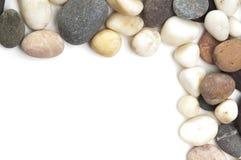 石头框架。 免版税库存图片