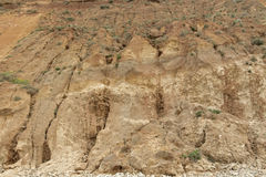 石头海岸纹理  库存照片
