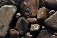 石头的严肃 免版税库存图片