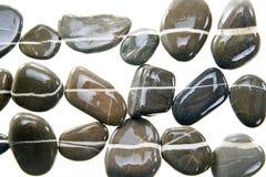 石头的数字 免版税库存照片