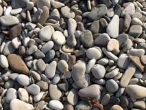石头的纹理 免版税库存图片