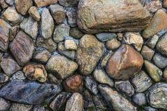 从石头的背景 免版税库存图片