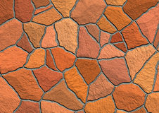 石头纹理  免版税图库摄影