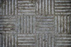 石头铺磁砖背景 免版税图库摄影