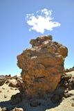 石reflaction地球上和在天空 图库摄影