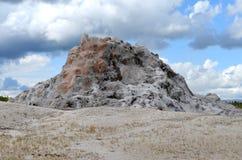 黄石Supervolcano 库存图片