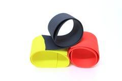 矽树脂橡胶 库存例证
