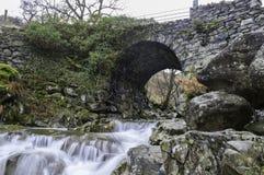 矿工桥梁 免版税库存图片