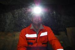 矿工纵向 库存图片