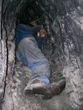 矿工 库存照片