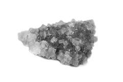 矿物原始的盐 免版税库存照片
